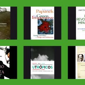 Últimos libros: Sostenibilidad y Arte