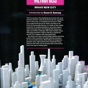 BRAVE NEW CITY / METROPOLIS OCTUBRE 2012