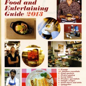 THE MONOCLE FOOD AND ENTERTAINING GUIDE 2013