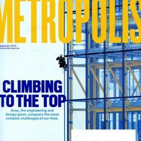 METROPOLIS / SEPTIEMBRE 2013