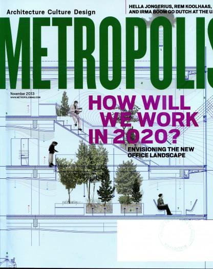 Metropolis portada nov