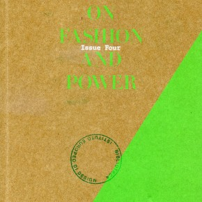 ON FASHION AND POWER / VESTOJ