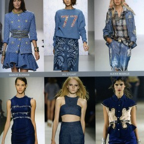 SUMMER 2014: R-T-W DESIGNERS / TEXTILE VIEW