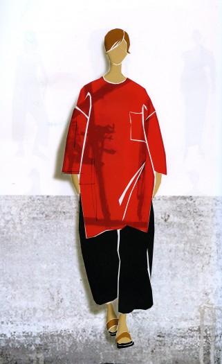 Textile view post