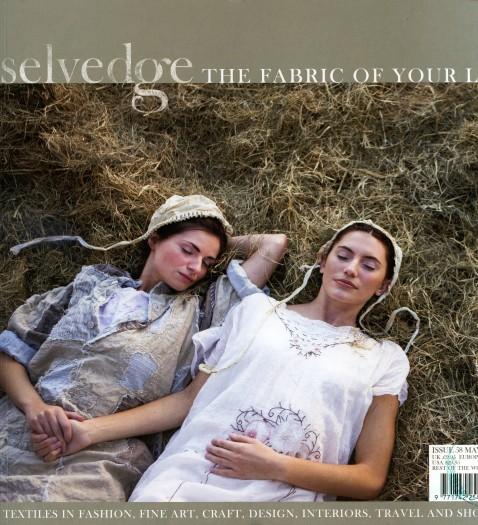 Selvedge mayo-junio 2014