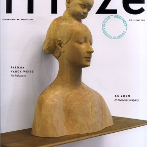FRIEZE / CRAFTS / ANUNCIOS