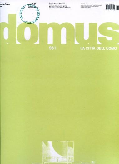 domus junio 2014