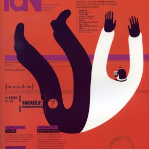 Revista IdN International  Designers Network