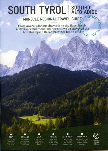 post monocle South Tyrol
