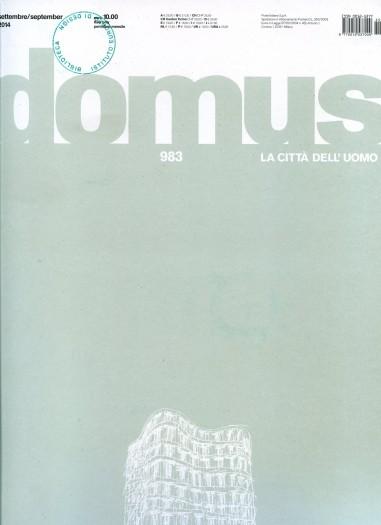 Domus portada
