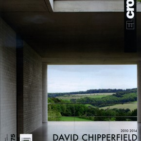 DAVID CHIPPERFIELD 2010-2014 /EL CROQUIS