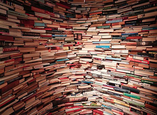 En los libros alasombradelasabina