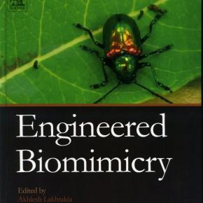 ENGINEERED BIOMIMICRY / NUEVO LIBRO
