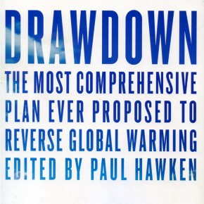DRAWDOWN: THE MOST COMPREHENSIVE PLAN EVER PROPOSED TO REVERSE GLOBAL WARMING / NUEVO LIBRO