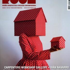 ROOM:DISEÑO+ARQUITECTURA+CREACIÓN CONTEMPORÁNEA / Nº 15