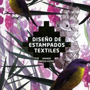 DISEÑO DE ESTAMPADOS TEXTILES / NUEVO LIBRO