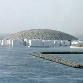 LOUVRE ABU DHABI. ATELIERS JEAN NOUVEL / DOMUS