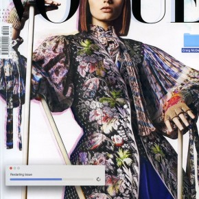 REVISTAS DE MODA: VOGUE ITALIA / VIEW TWO