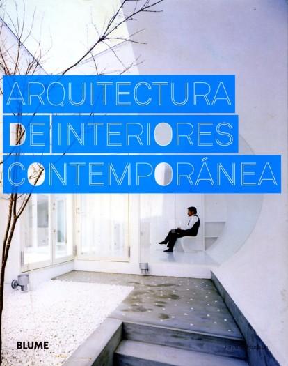 Arquitectura de interiores contemporánea