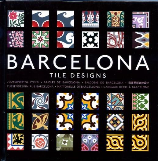 Barcelona, tile desings