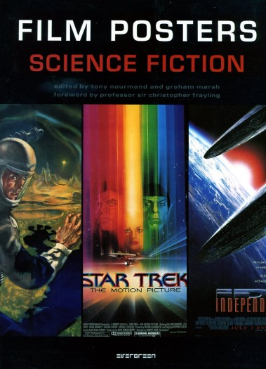 Film posters of Sciencie Fiction
