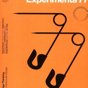 DESIGN THINKING. UNA MANERA DE TRABAJAR / EXPERIMENTA 77