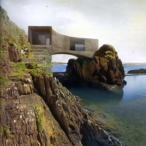 SUITE DEL HOTEL BURGH ISLAND / EL CROQUIS Nº 195