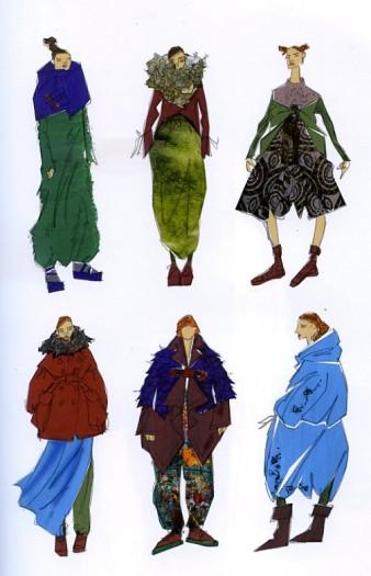 textile view p. 135