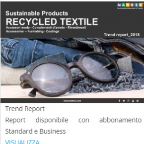 MATREC. SUSTAINABLE MATERIALS AND TRENDS