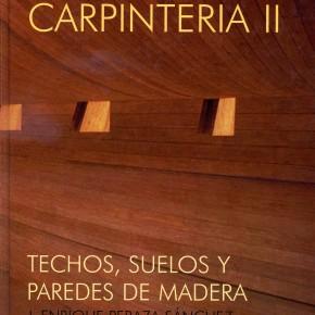 TECHOS, SUELOS Y PAREDES DE MADERA / NUEVO LIBRO