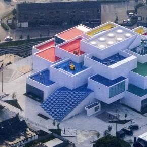 UNA CASA LEGO EN DINAMARCA / EXPERIMENTA 80 - MARZO 2019
