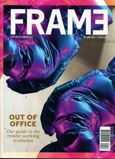 Frame nº 126 - portada