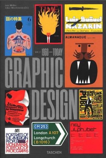 Graphic Design: Vol. 2 1890-1959 Jens Müller. Taschen, 2018.