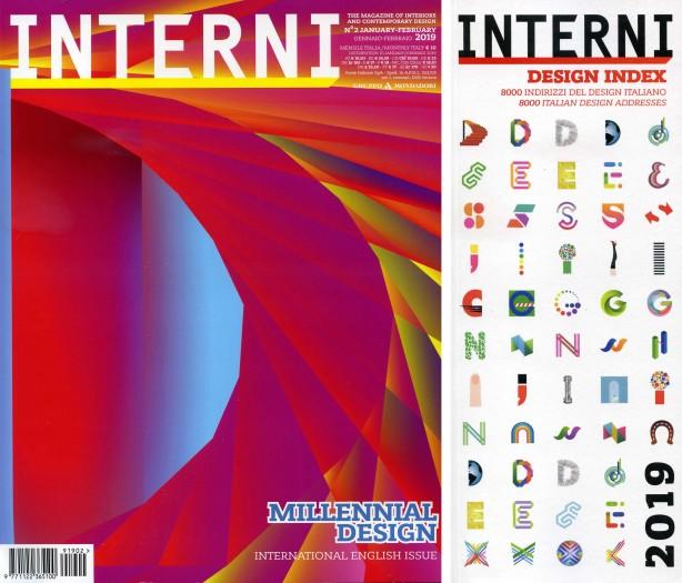 INTERNI febrero-Design index
