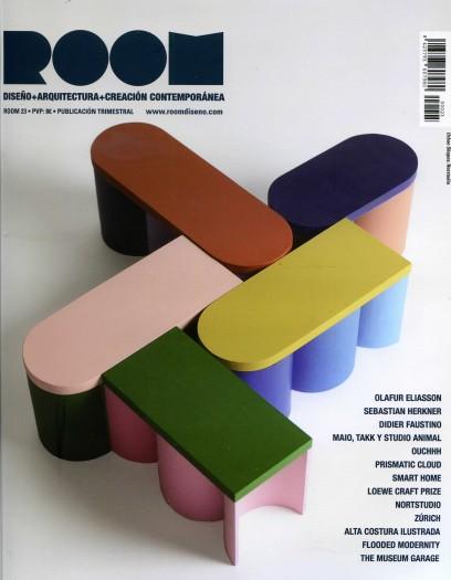 ROOM Nº 23 -  portada