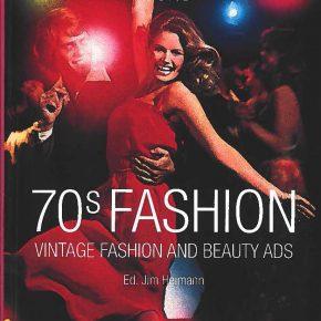 70s FASHION / NUEVOS LIBROS